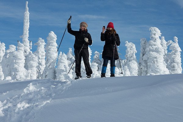 Hurricane Ridge, Dec. 24, 2012