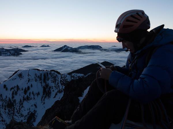 Chair Peak, Jan. 22, 2014