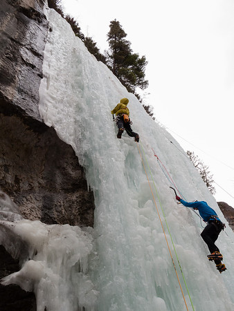 Lillooet Ice, March 2012